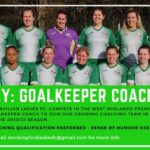 Goalkeeper Coach Vacancy